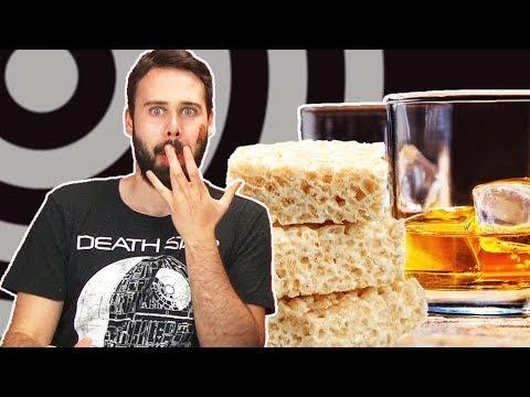 Irish People Taste Test Whiskey Treats
