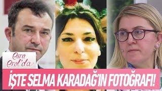 Ahmet Kuru'nun Ajandasında Adı Geçen Selma Karadağ'ın Fotoğrafı! - Esra Erol'da 18 Ocak 2018