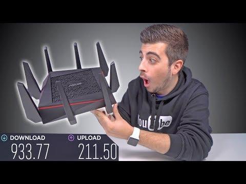 MELHOREI A INTERNET - ficou BRUTAL (1 Gbps) !!