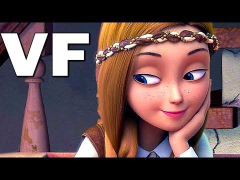 LA PRINCESSE DES GLACES 2 : Le Monde Des Miroirs Magiques Bande Annonce VF (Animation, 2019)