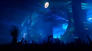 Alesso Feat. TINI   Sad Song (Alesso Remix) @Neversea Festival 2019, Romania