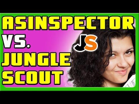 Jungle Scout vs ASINspector (2020) | Asinspector Pro Vs Jungle Scout