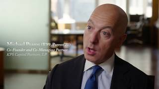 Georgetown University Wall Street Alliance Honors Michael Psaros for Altruistic Work