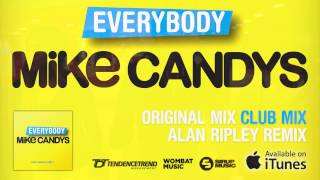 Mike Candys - Everybody (feat. Evelyn & Tony T.) - TEASER