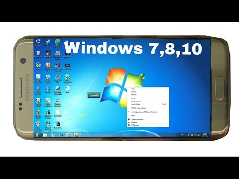 Install Windows 10/8 1/8/7/Vista/XP/95/Linux on Android