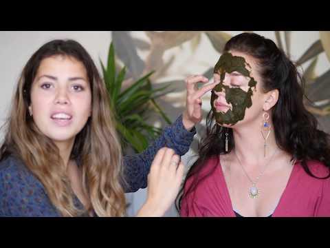 Face mask ng wrinkles pagkatapos ng 60