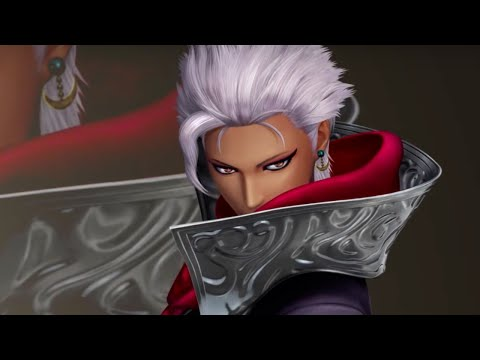 King of Fighters 14 Official Najd DLC Character Trailer