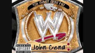 John Cena - Dont fuck with us
