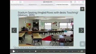Elementary School Classroom Seating Arrangements