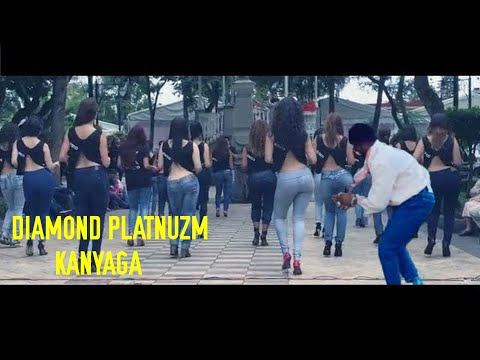 [New Song] Diamond Platnumz -  Kanyaga Bush Children Dance!!!
