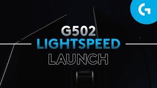 Logitech G502 Lightspeed: Beast Reborn.  🔴LIVE