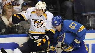 Goals will be hard to come by in Predators and Blues series