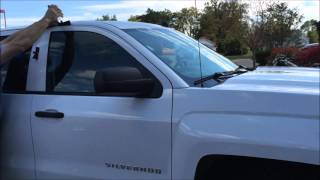 How to Unlock A Car: Chevrolet Silverado