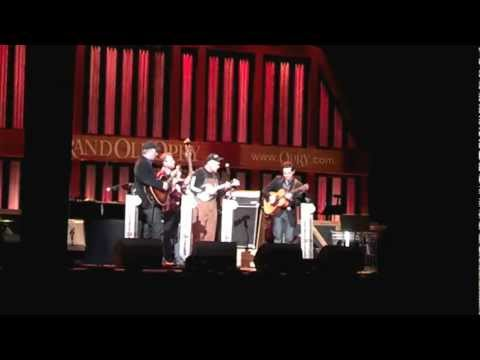 Jonathan Brown's Featured Debut on Grand Ole Opry