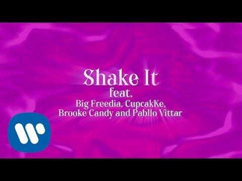 "Charli XCX – ""Shake It"" Feat. Big Freedia, CupcakKe, Brooke Candy and Pabllo Vittar"