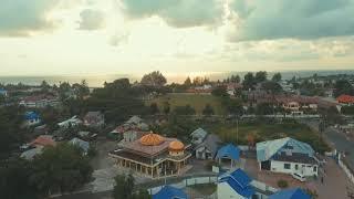 Wujud Kota Meulaboh dari Atas || DJI PHANTOM 4