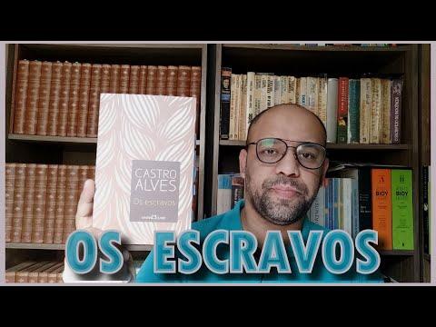 Os escravos (Castro Alves)   Vandeir Freire