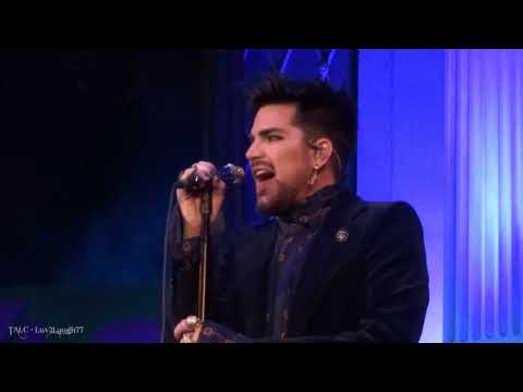TALC HD - Adam Lambert - Superpower - X L O Acoustic Xmas - Worcester, MA