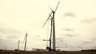 Acciona в Мексике построила ветровую электростанцию