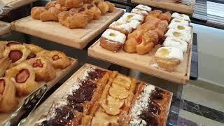 Египет 5 ** Чем кормят на завтрак Отель Rixos