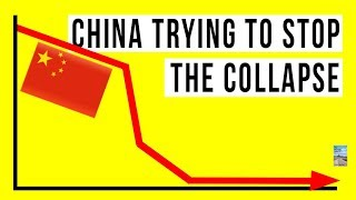 China's Currency WEAKEST Since 2008! China Injects MORE Stimulus To Prevent Further Crash!