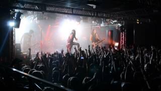 Dope - Die, Boom, Burn, F*ck. Live in Saint-Petersburg, Russia 01/10/2014.