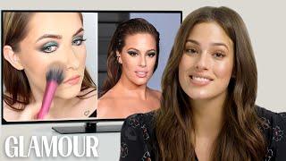 Ashley Graham Fact Checks Beauty Tutorials on YouTube   Glamour
