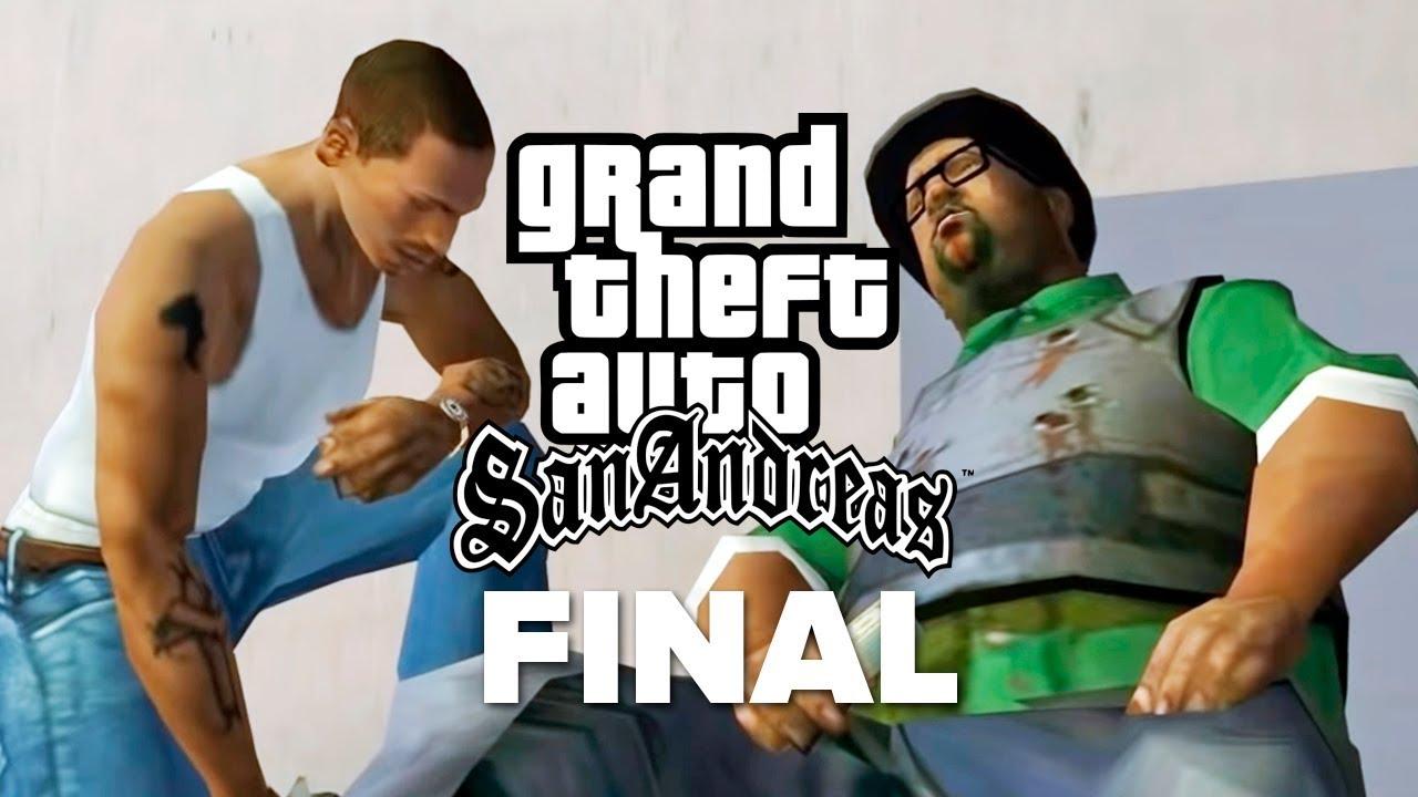 Ver GTA San Andreas – O FINAL HOLLYWOODIANO! en Español Online