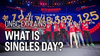 What is Singles Day? | CNBC Explains