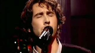 """Josh Groban sings """"To Where You Are"""""""