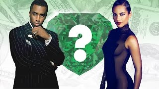 WHO'S RICHER? - Sean Diddy Combs or Alicia Keys? - Net Worth Revealed!