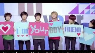 Boyfriend - Boyfriend Parody