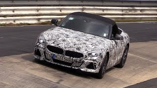 2019 BMW Z4 M40i - Exhaust SOUNDS on the Nurburgring!