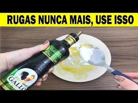 Limpeza c/Bicarbonato e azeite