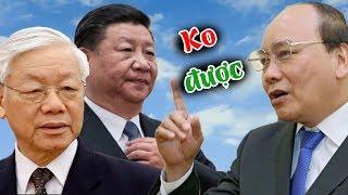 Nguyễn Xuân Phúc tuyên bố sẽ phá nát ĐCS nếu BCT giao cho TQ làm chủ thầu Dự án cao tốc Bắc-Nam