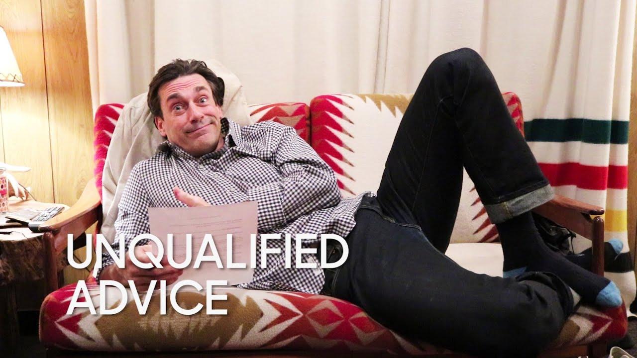 Unqualified Advice: Jon Hamm thumbnail