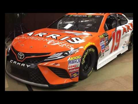 All 2017 NASCAR Paint Schemes #2 (as of February 17th)