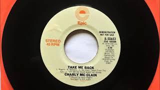 Take Me Back , Charly McClain , 1978