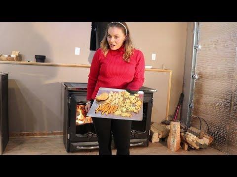 La Nordica - Baking with the America Cookstove