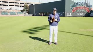 How to Attack Ground Balls in the Outfield for Baseball!