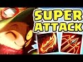 NEVER DISRESPECT SUPER TEEMO MAX ATTACK SPEED THAT CANNOT BE UNSEEN TEEMO JUNGLE Nightblue3