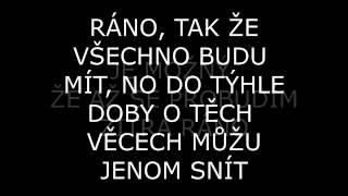 Johny Machette Snílek Lyric video