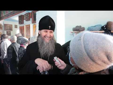 Митрополит Даниил впервые побывал в Богоявленском приходе города Петухово