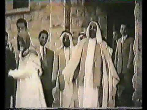 فيديو نادر للشيخ عبد الرحمن السعدي رحمه الله