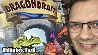 Dragondraft (Haba) - Familienspiel ab 8 Jahren ... aber auch für Jüngere!
