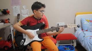 Shape Of You Elektro Gitar Anlatımlı