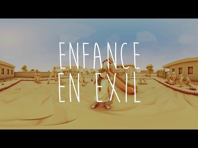 Enfance en Exil