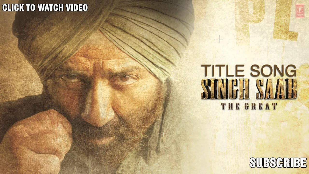Singh sahab the great movie sad song raba mere raba,by syed shan.