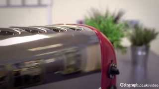 Timelapse of a Dualit toaster preview