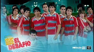 High School Musical: El Desafio (Argentina) - Siempre Juntos [HD]